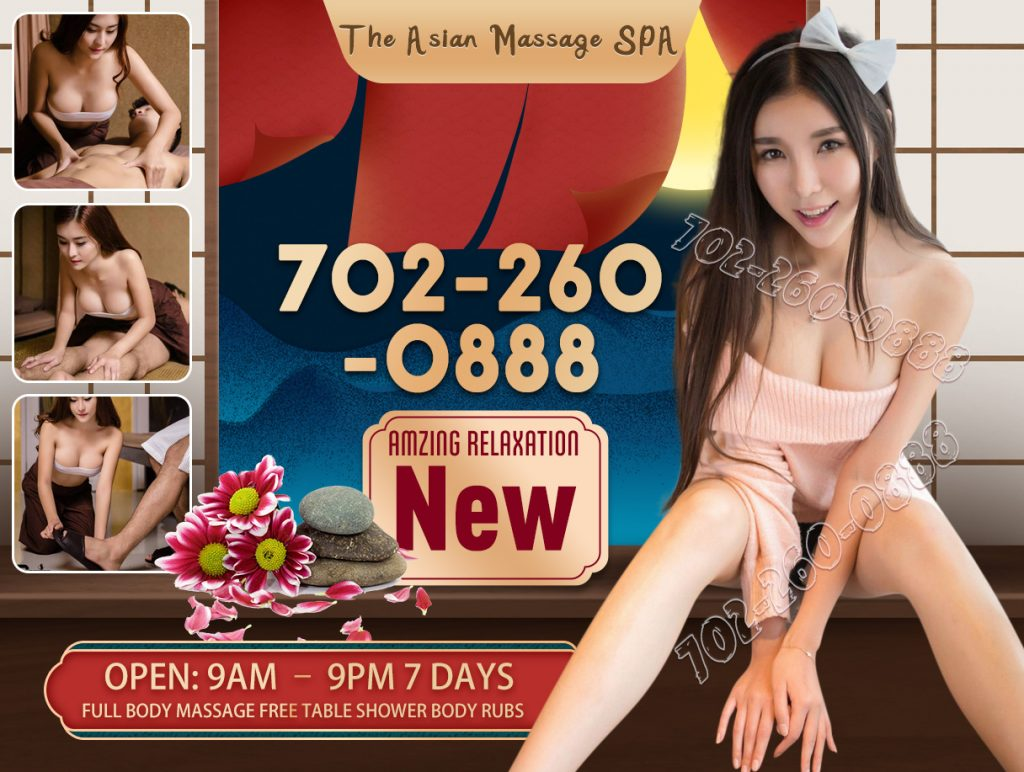 Asian Massage Vegas